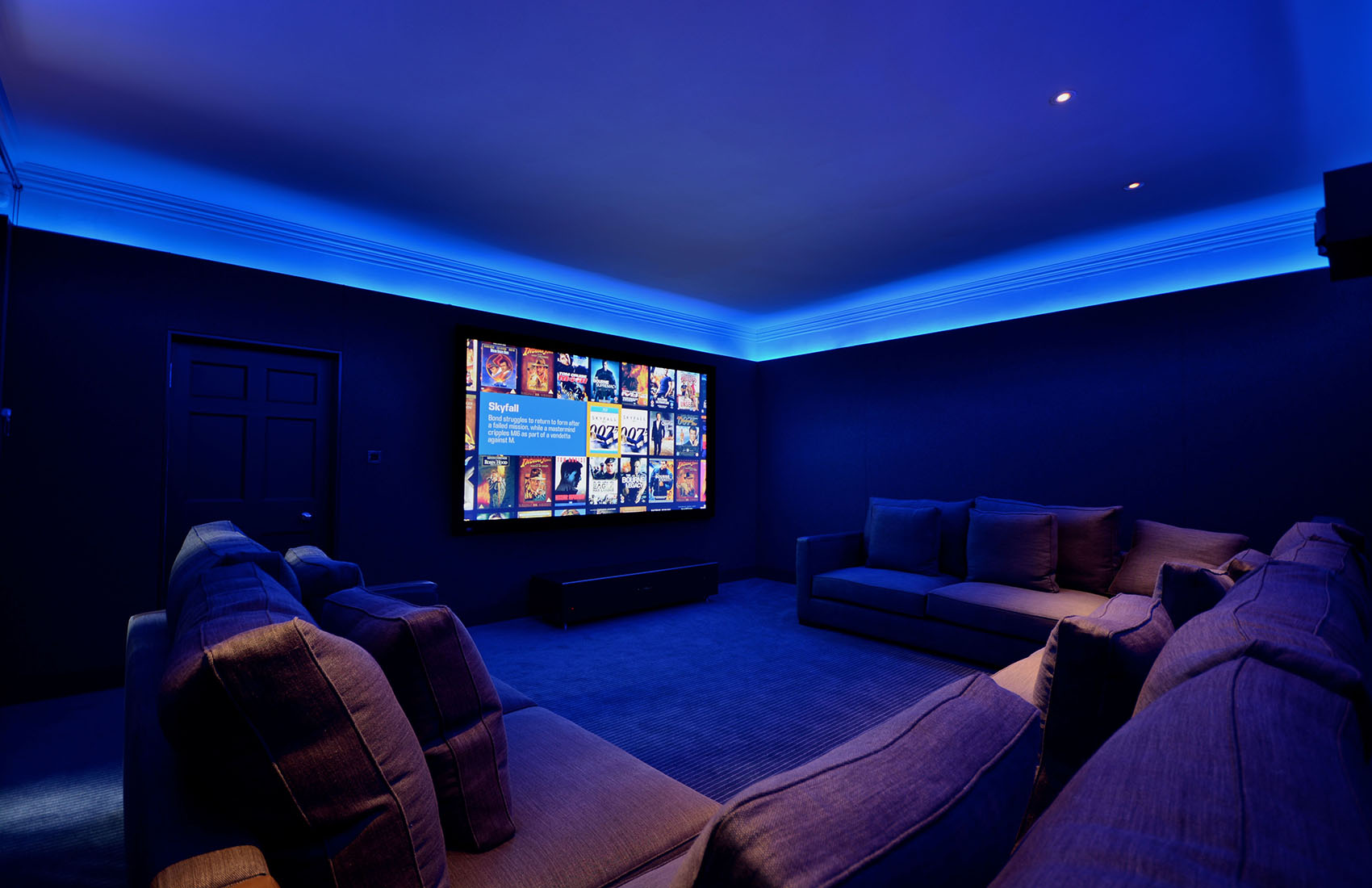 attic conversion ideas pinterest - 1000 images about Cinema rooms on Pinterest